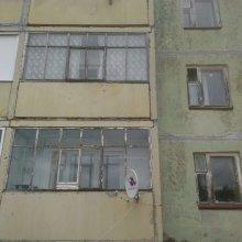 Монтаж окон ПВХ, с. Усть-Уса, 2-ой этаж
