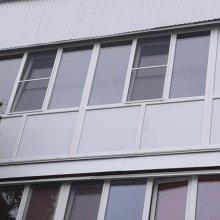 4 5 этаж тонировка нижнего стекла